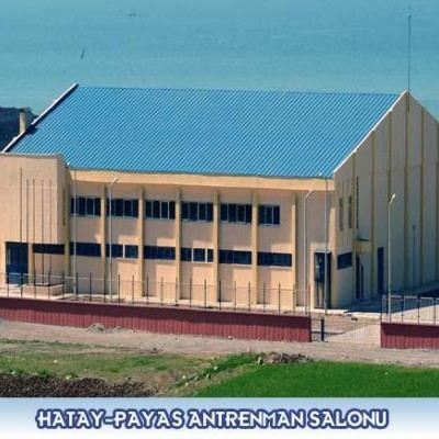 Hatay-Payas Antrenman Salonu