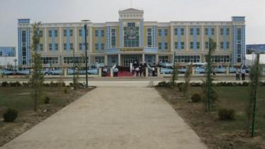 Serdar Eyaleti Okul İnşaatı