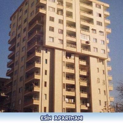 Adana Esin Apt. İnşaatı