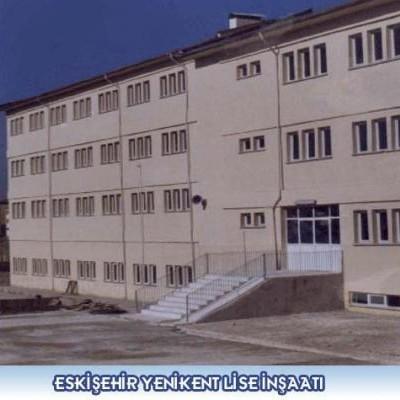 Eskişehir/Yenikent Lise İnş