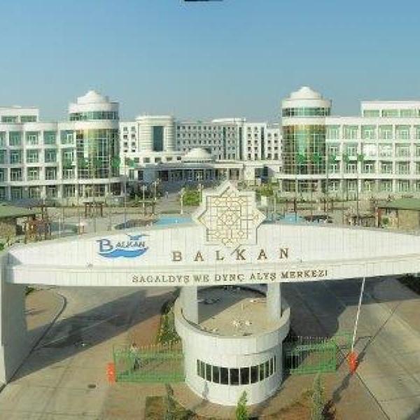 Türkmenistan 5 yıldızlı Awaza