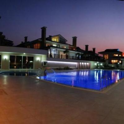 Billuryalı Villaları