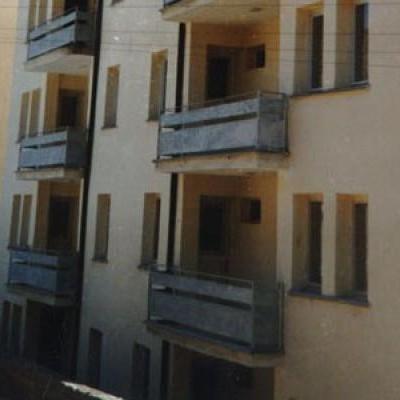 Adana Saimbeyli Lojman İnşaatı
